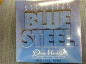 DEAN MARKLEY BLUE STEEL REG 11-52 #2562